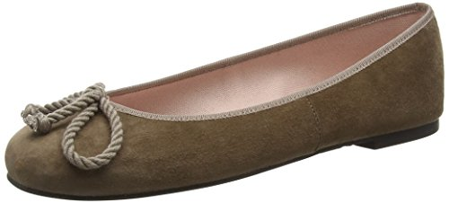 Pretty Ballerinas35663 Angelis Viena - Ballerine donna , Marrone (Marrone (Brown)), 41.5