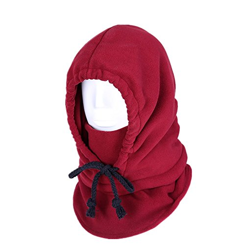 Z-P Unisex Outdoor Warm And Windproof Masks To Protect Face Neckerchief Fabric Surface Hat (Pullover Argyle Crewneck Lambswool)