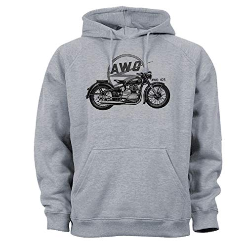 Bikes and Military AWO Hoodie (M) -