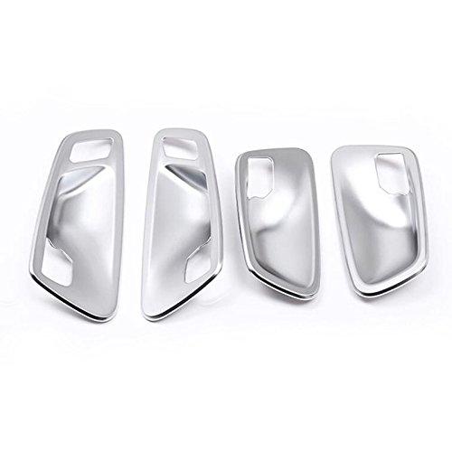 Preisvergleich Produktbild Innen Chrom ABS-Griff Schale Rahmen Cover Trim 4 Für BMW 2 Serie F45 F46 Gran Active Tourer
