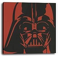 Cuadro Star Wars Darth Vader Pop Art (25x25)