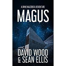 Magus: A Dane Maddock Adventure (Dane Maddock Elementals Book 3)