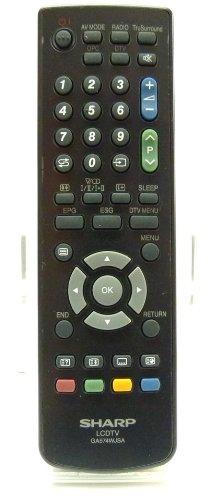 Telecomando originale Sharp Aquos GA574WJSA ( GA520WJSA ) LC-26D44E LC-32D44E LC37D44E ..
