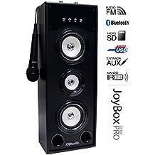 Joybox serie Pro, Reproductor karaoke