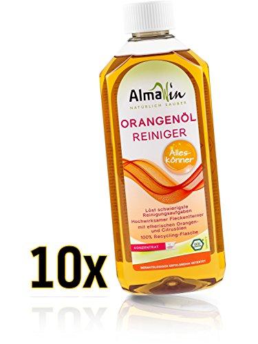 Almawin Orangenöl-Reiniger Konzentrat 10x 500ml