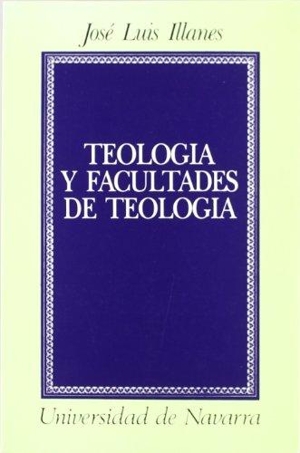 Teología y facultades de teología