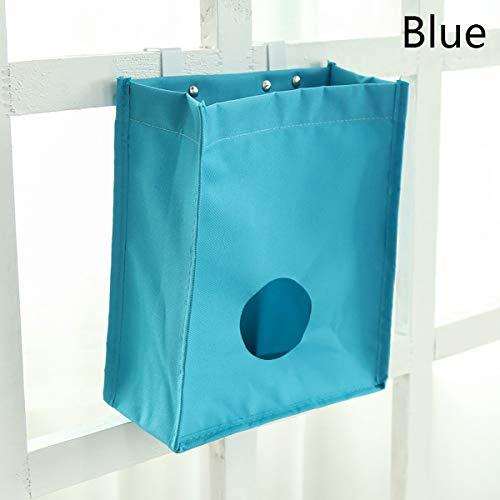 Mini cute sacchetto di immagazzinaggio d'attaccatura del panno di oxford del sacchetto del contenitore di immagazzinaggio dell'immondizia di rifinitura dei detriti della cucina