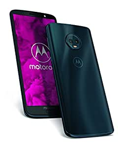 motorola moto g6 smartphone 5 7 zoll deep indigo amazon. Black Bedroom Furniture Sets. Home Design Ideas