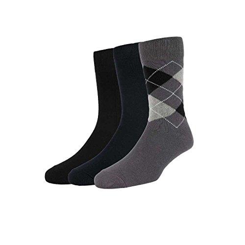 Peter England Men\'s Socks Pack of 3