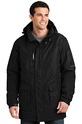 Port Authority Men's Heavyweight Parka Fleece-heavyweight Parka