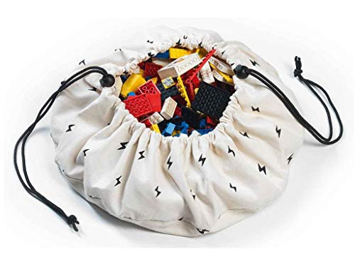 PLAY&GO Mini Spielzeugsack 40cm Thunderbolt Thunderbolt