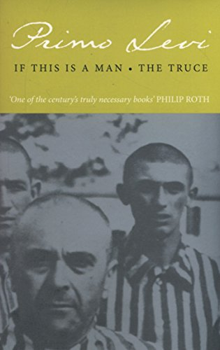 If This is a Man & the Truce (Abacus Books) por Primo Levi