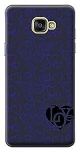 Mott2 Back Case for Samsung Galaxy ON5 Pro | Samsung Galaxy ON5 ProBack Cover | Samsung Galaxy ON5 Pro Back Case - Printed Designer Hard Plastic Case - love theme