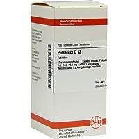 PULSATILLA D12 200St Tabletten PZN:2812541 preisvergleich bei billige-tabletten.eu