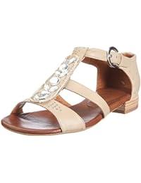 JETTE Milestones Flat Sandal 63/11/10357-650.3,5 Damen Sandalen/Fashion-Sandalen