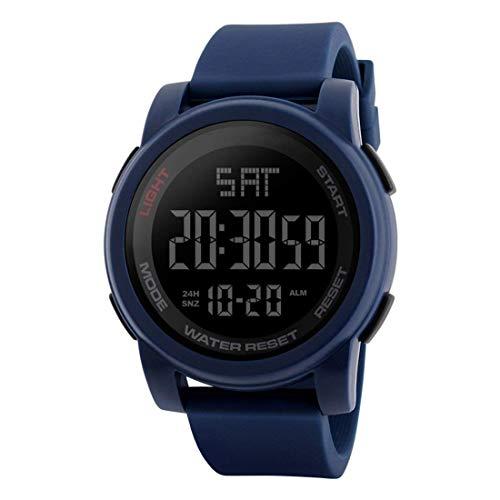 SKMEI Sports Digital Blue Dial Men's Watch-SkmeiMW71A