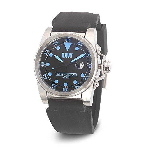 us-navy-polso-armatura-c1-vigilanza-blk-quadrante-blu-cinghia-del-silicone-blk-us-navy-wrist-armor-c