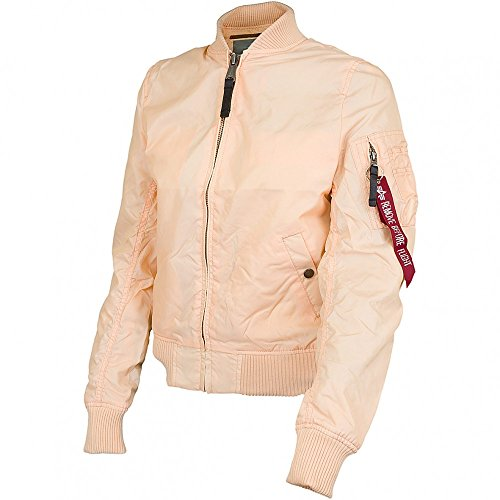 Alpha Industries MA-1 TT Women Jacket Bomberjacke 141041 apricot