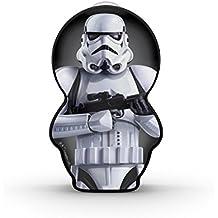Philips Star Wars Soldado Imperial - Linterna LED, luz blanca fría, bombilla de 0,3 W, plástico, color negro