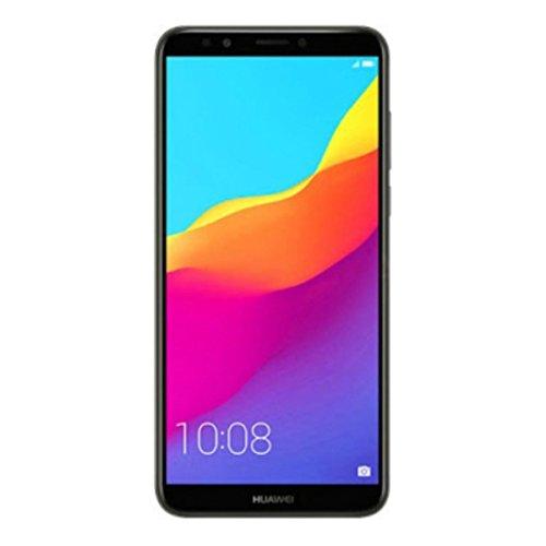 """Huawei Y7 2018 - Smartphone DE 5.9"""" (Memoria de 16 GB, cámara de 13 MP, Android 8.0), Color Negro"""