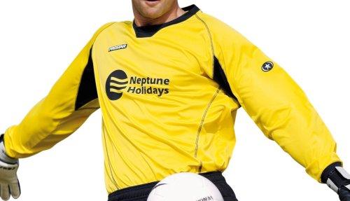Prostar Genoa 50/52 de - Camiseta de Portero de fútbol para Hombre, Color Amarillo, Talla UK: 50/52...