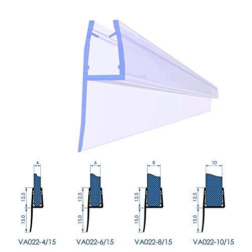Wasserabweisprofil Schwallschutz 2er