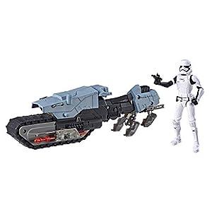 Star Wars- Figura con vehículo (Hasbro E3030EU4)