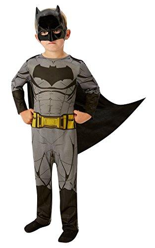 Rubie's Hochwertiges Batman-Kinder-Kostüm, Offizielles