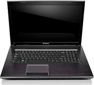 Lenovo Ideapad G780 43,9 cm (17,3 Zoll) Notebook (Intel Celeron B830, 1,8GHz, 2GB RAM, 320GB HDD, Intel HD, DVD, Win 8) schwarz