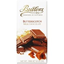 Butlers - Chocolate Bars - Butterscotch - 100g