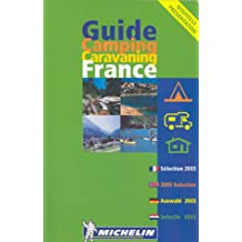 Michelin Guide Camping, Caravaning France 2003 (Michelin Camping France)
