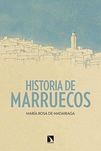 Historia de Marruecos (Mayor) por María Rosa de Madariaga Álvarez-Prida