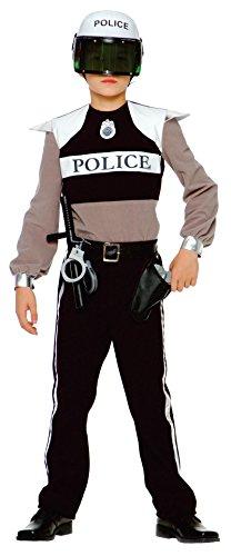 Upyaa-430113-Policier-5-7-Ans-Noir