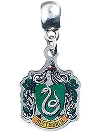 Oficial de Harry Potter Slytherin Ravenclaw Gryffindor de Hufflepuff Copa de casa Slider para pulsera la carat Shop Pulsera