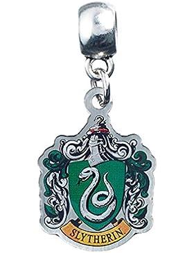 Harry Potter Anhänger Slytherin Wappen Slider Charm 1,7x2,4cm Schmuck