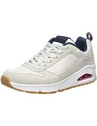 Skechers Uno- Stacre, Zapatillas para Hombre