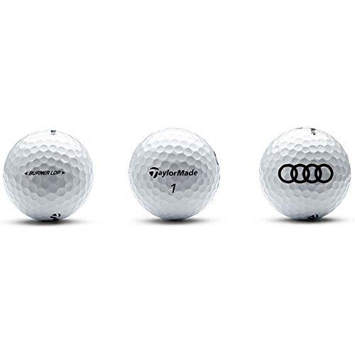 Preisvergleich Produktbild Audi Golfbälle TaylorMade Burner