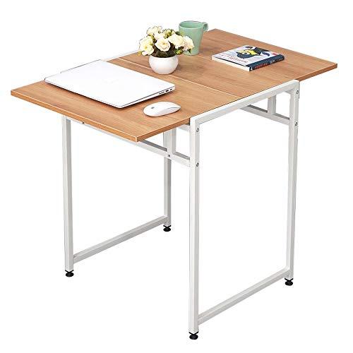 Esstisch Faltbarer Tisch Moderner Minimalistischer 2-Personen-Teleskop-Tisch Multifunktionales Kleines Apartment Esstisch Quadratischer Tisch (Farbe : A) -