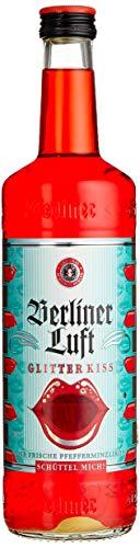 Berliner Luft GLITTER KISS Der frische Pfefferminzlikör Liköre (1 x 0.7 l)