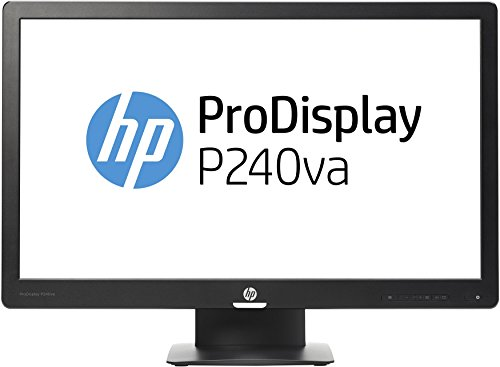 HP Prodisplay P240VA LCD Monitor 23.8 ""