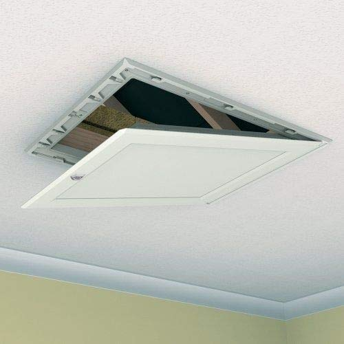 Drop Down Loft Access Hatch by Manthorpe