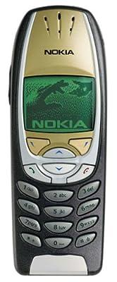 Nokia 6310i Black Mobile Phone Sim Free