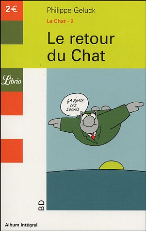 Le Chat, Tome 2 : Le retour du Chat