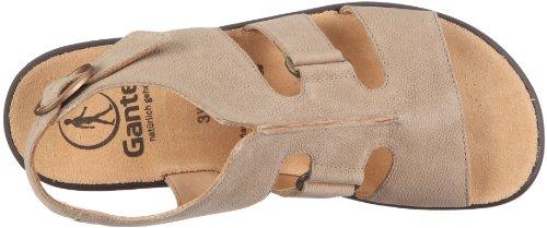 Ganter F 1-203162-1400, Sandales mode femme Beige-TR-C5-20