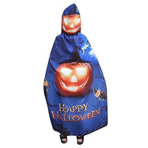 Zolimx Halloween Kostüme Kinder Baby Mädchen Cosplay Kürbis Deko Langarmshirt Top Bluse Kürbis Gestreifte Hose Schwarz Set für Karneval - Weiches Und Bequemes Kürbis Kleinkind Kostüm