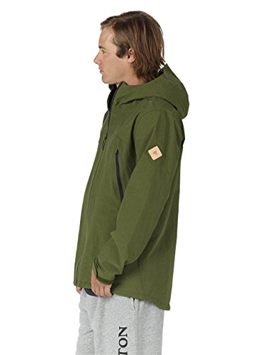 Burton Herren Intervale Jacket Rifle Green