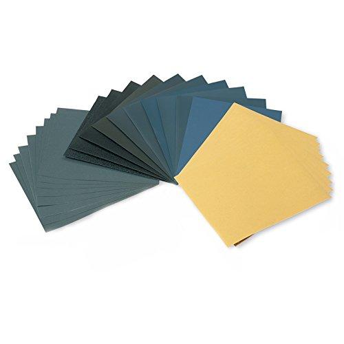 Preisvergleich Produktbild NEU Nass-Schleifpapier K1200, 1 Blatt, A4