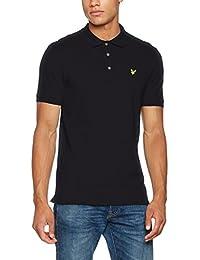 Lyle & Scott Men's Plain Polo Shirt
