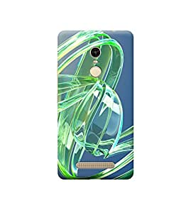 EPICCASE Premium Printed Mobile Back Case Cover With Full protection For Xiaomi Redmi Note 3 (Designer Case)
