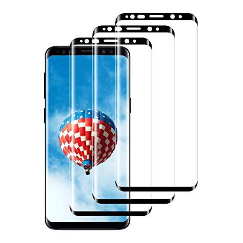 IRROT 3 Pezzi Pellicola Vetro Temperato per Samsung Galaxy S9 Pellicola Protettiva per Samsung Galaxy S9 Senza Bolle HD Trasparenza Anti Graffi